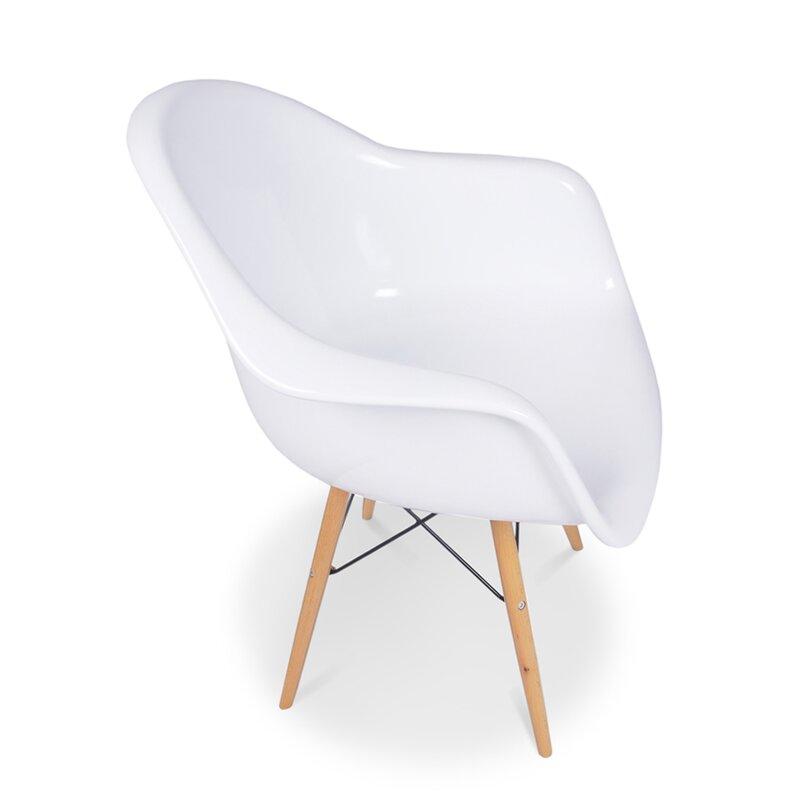 eames daw armchair white. eames daw armchair white i