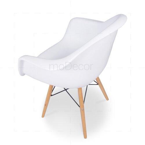 ... Eames DAW Stuhl In Weiß ...