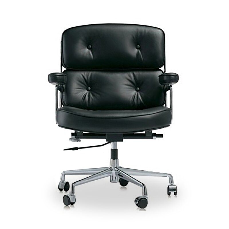 eames lobby chair ea 104 in schwarz 500 00 modecor hochwe. Black Bedroom Furniture Sets. Home Design Ideas