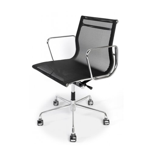 Eames Office Chair - Mesh - Black