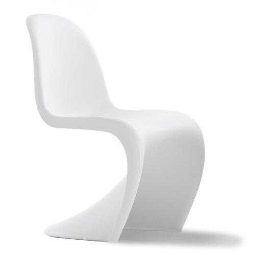 Verner Panton Chair   White