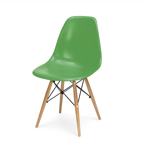 Eames DSW Chair - Green