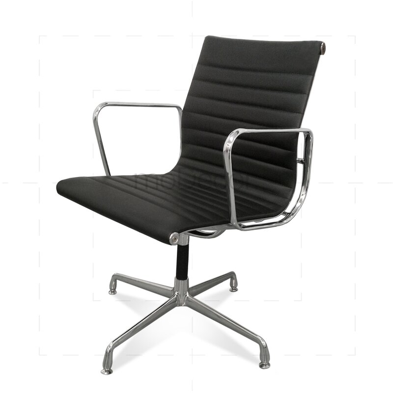 Eames Office Chair Ea 108 In Schwarz 330 00 Modecor