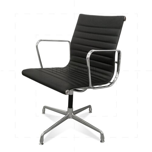 Eames Office Chair EA 108 - Black