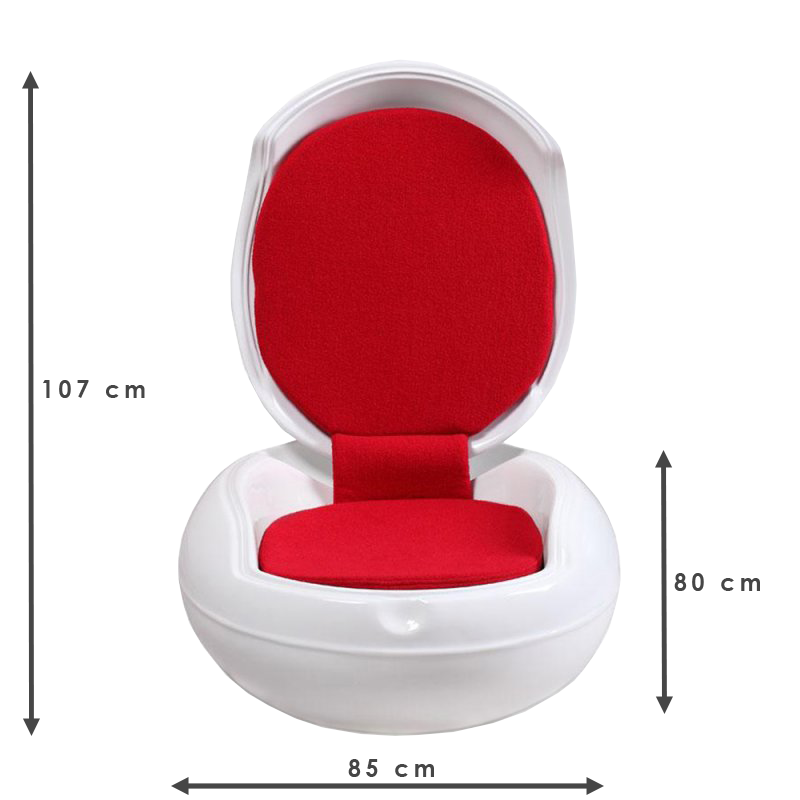 Egg Chair Reproductie.Peter Ghyczy Garden Egg Chair 399 00
